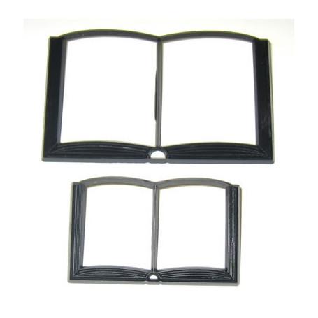 Patchwork cutter livre ouvert