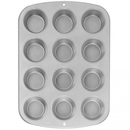 Moule Mini muffins OU mini cupcakes par 12