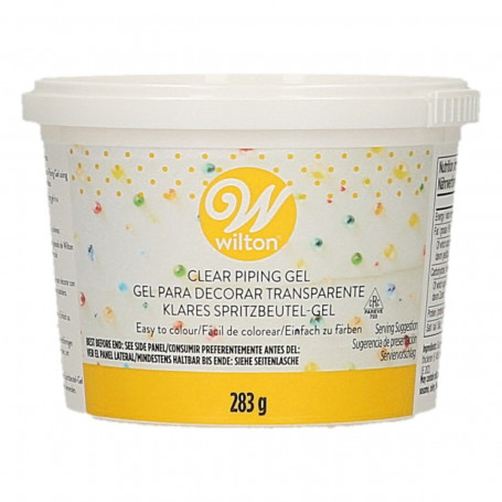PIPING GEL OU COLLE DE WILTON CASHER EN POT