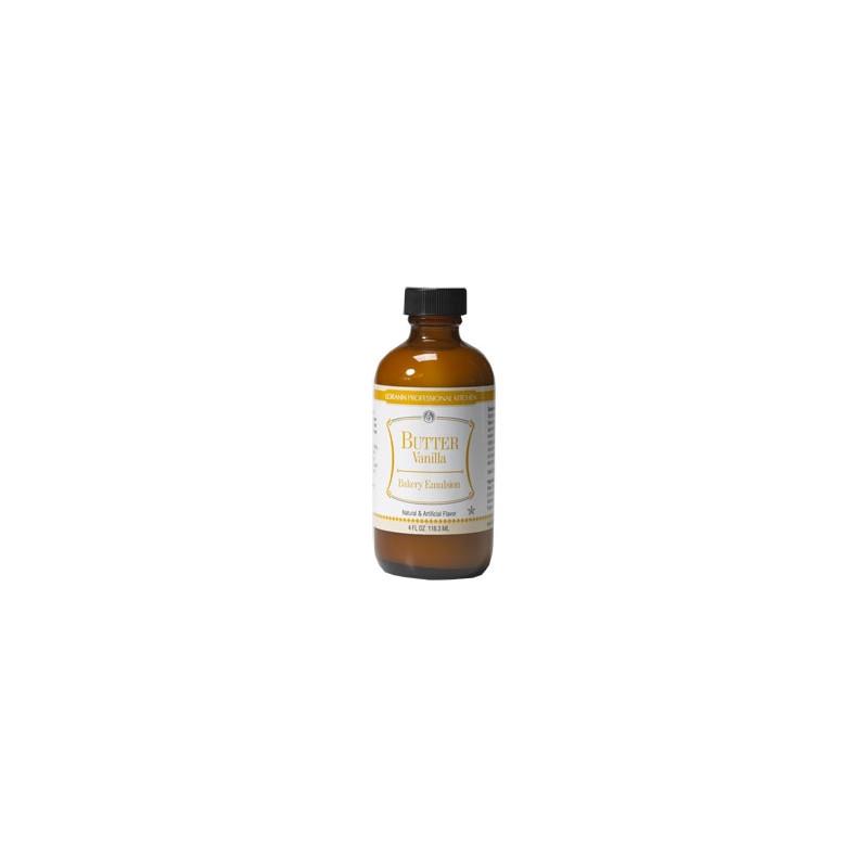 Arome Emulsion Beurre vanille K, 118,3 ml