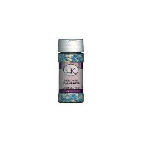 Confettis etoile BLEU ET BLANC 73,7g